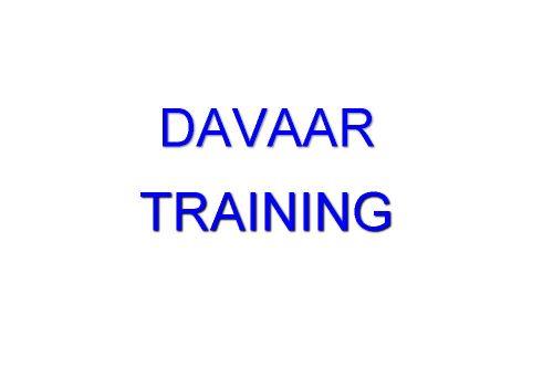 Davaar Training