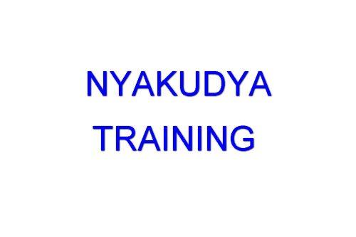 Nyakudya Training